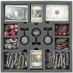 AF050RE03 50 mm Schaumstoffeinlage mit 13 Fächern für Star Wars Rebellion Brettspielbox
