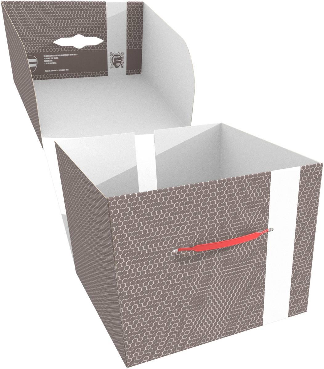 Feldherr Storage Box LBBG250 for board game foam trays - empty
