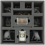 Foam tray value set for Mansions of Madness - 2nd Edition