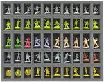 Feldherr MAXI Figure Case for 150 standard sized figures and Tanks or Monster