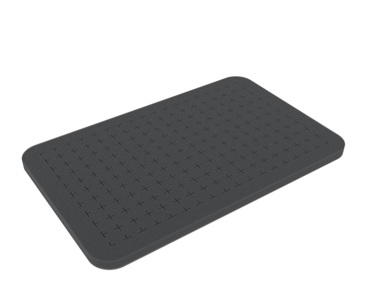 HS010R 10 mm Figure Foam Tray half-size Pick and Pluck