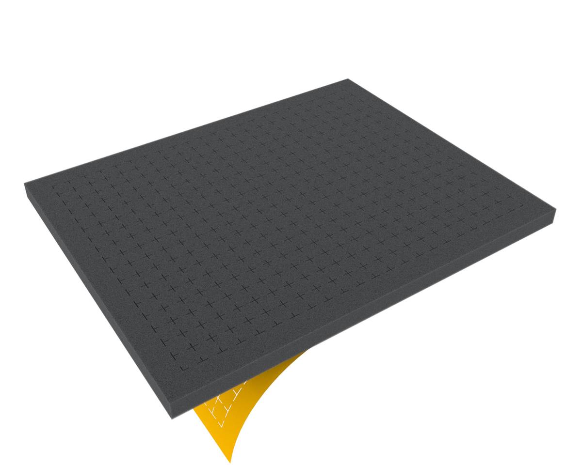 FS015RS 15 mm Figure Foam Tray full-size Pick and Pluck self-adhesive