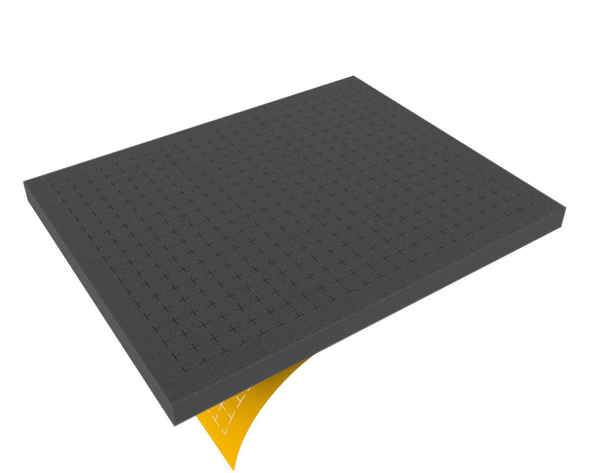 FS020RS 20 mm Figure Foam Tray full-size Pick and Pluck self-adhesive