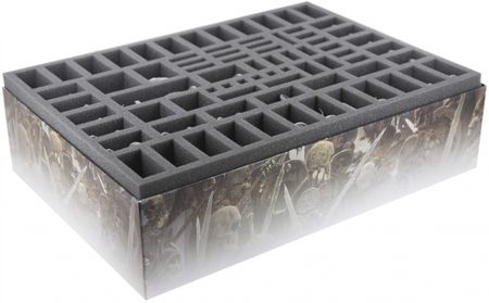 Foam tray value set for the Conan Kickstarter Barbarian and King Pledge and all Stretch Goals