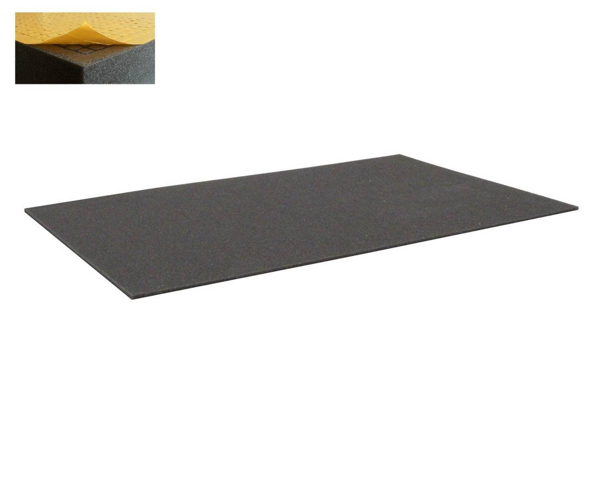 DS010BS 10 mm (0.4 inch) double-size Foam Base / Cutting - self-adhesive