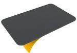 HS005BS half-size foam pad - self-adhesive