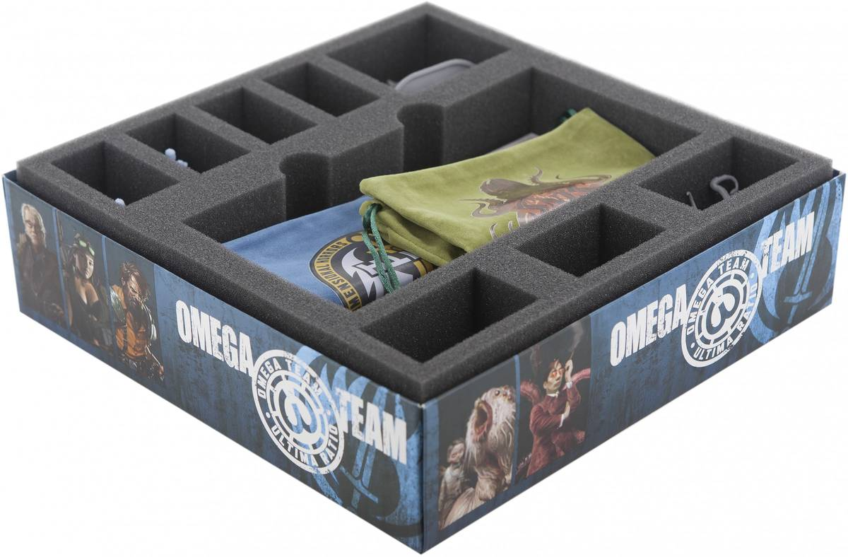 Foam tray Value Set for The Others 7 Sins OMEGA board game box