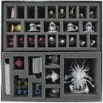 Transporter with 2 storage boxes for the complete The Others: 7 Sins Kickstarter Faith Pledge