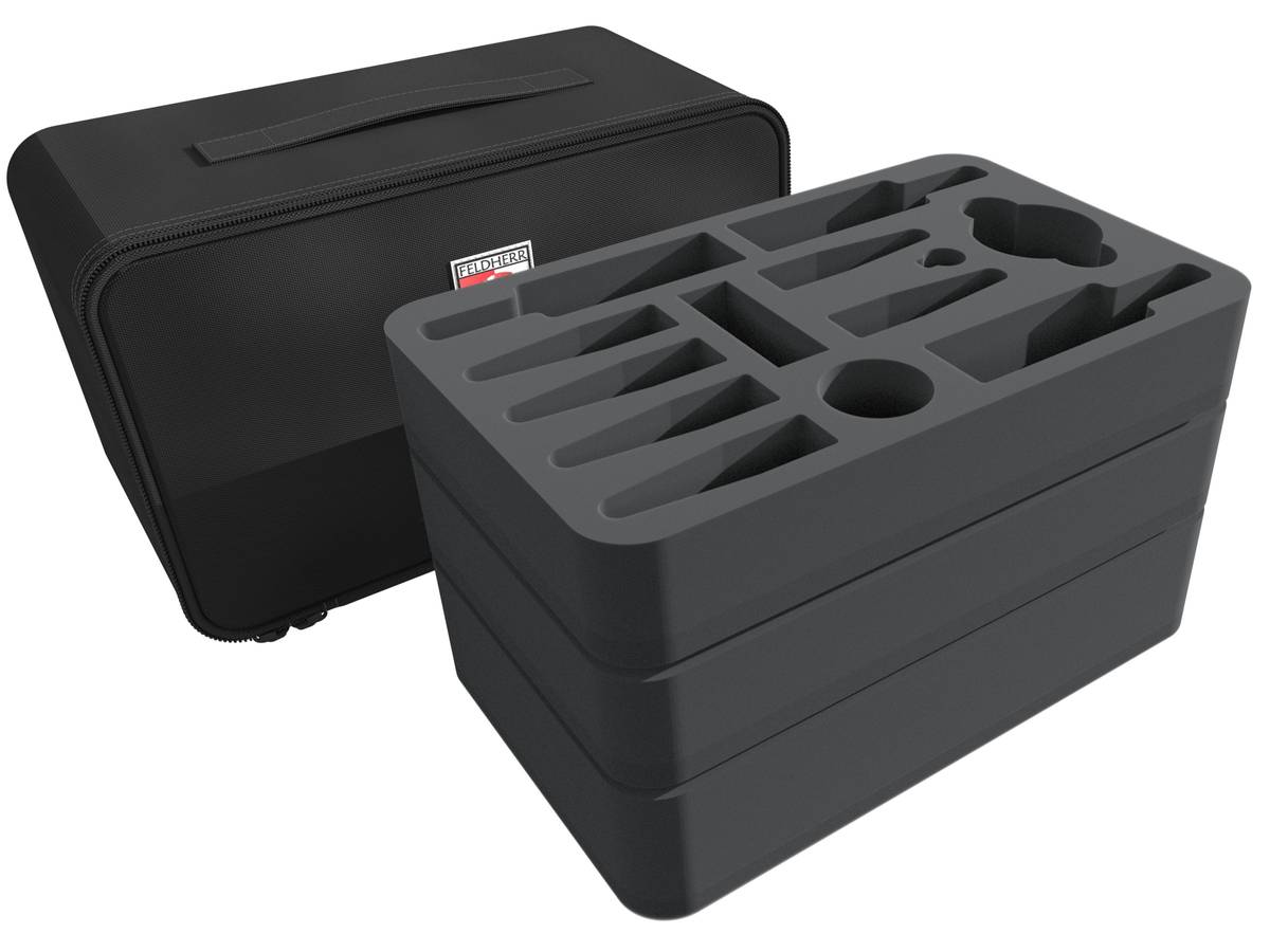 Feldherr MINI PLUS Case for Dropfleet Commander: PHR
