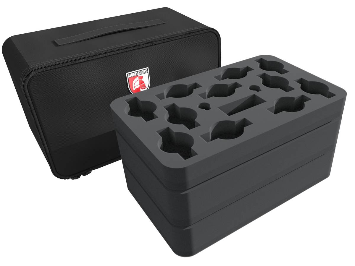 Feldherr MINI PLUS Case for Dropfleet Commander: UCM
