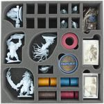 Feldherr foam tray set for Blood Rage + 3 expansions