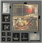 AF050VD06 50 mm (2 inches) foam tray for Mansions of Madness - tiles and Beyond the Threshold