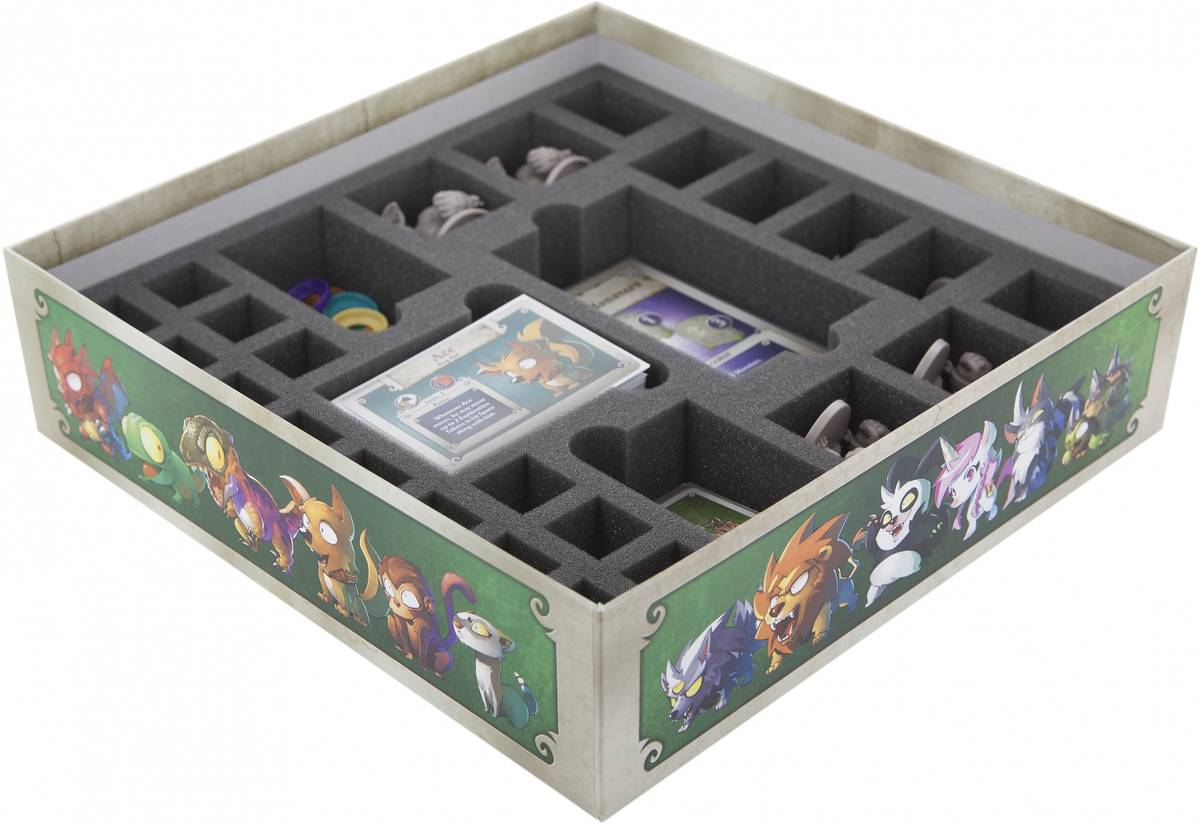 Foam tray value set for Arcadia Quest: Pets