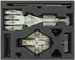 Feldherr MAXI Bag for Star Wars X-Wing Rebels Wave 1 - 10