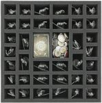 Foam tray value set for Runewars Miniatures Game board game box