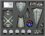 FSKQ045BO 45 mm (1.8 inches) full-size foam tray for Star Wars Armada: Empire