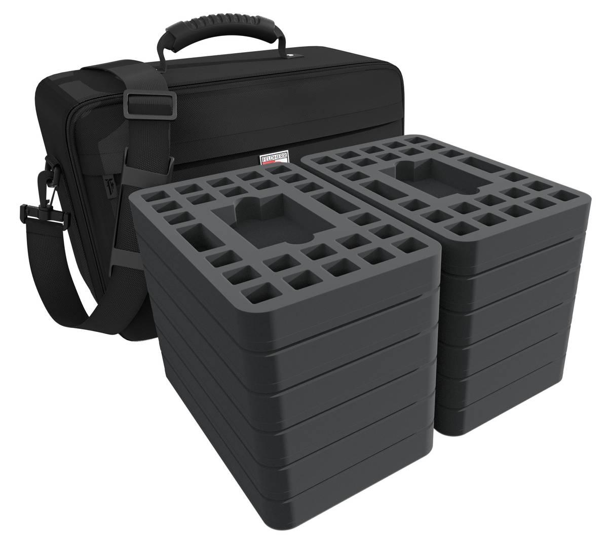 Feldherr MAXI Tasche für Star Wars Destiny - 12 Decks und 288 Würfel