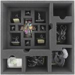 Foam tray value set for Mansions of Madness - 2nd Edition Streets of Arkham
