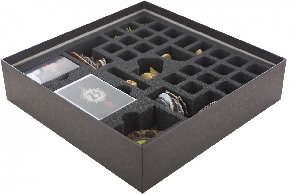 Foam tray value set for Mice and Mystics - Downwood Tales