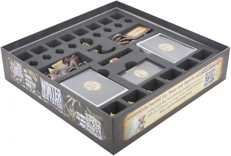 Foam tray value set for Mice and Mystics - Core Game and Heart of Glorm expansion