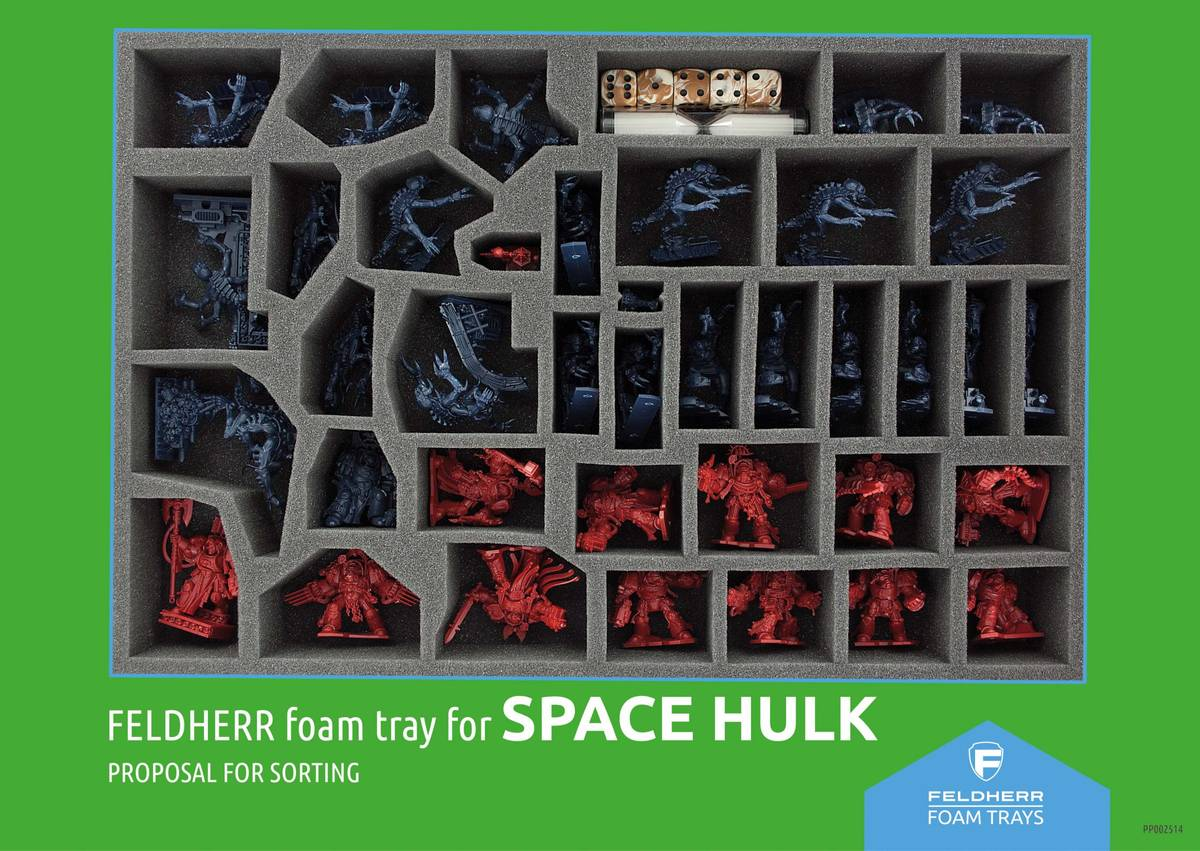 PP002514 - Flyer for Space Hulk