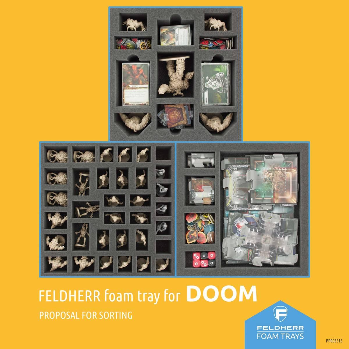 PP002515 - Flyer for Doom
