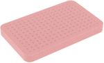 HS025RESD half-size Raster Foam Tray 25 mm (1 inch) - electrostatic dissipative
