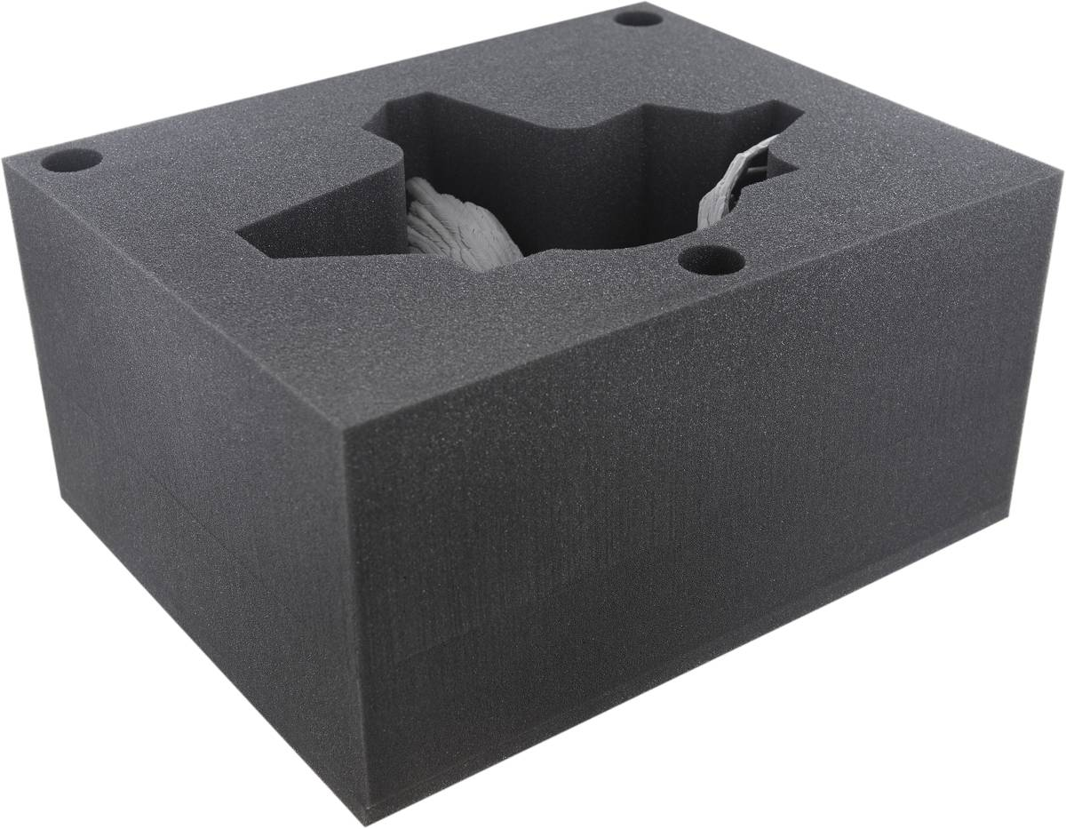FS01Set full-size two-part foam tray for KDM 1.5 - Phoenix