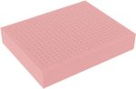 FS060RESD full-size Raster Foam Tray 60 mm (2.4 inches) - electrostatic dissipative