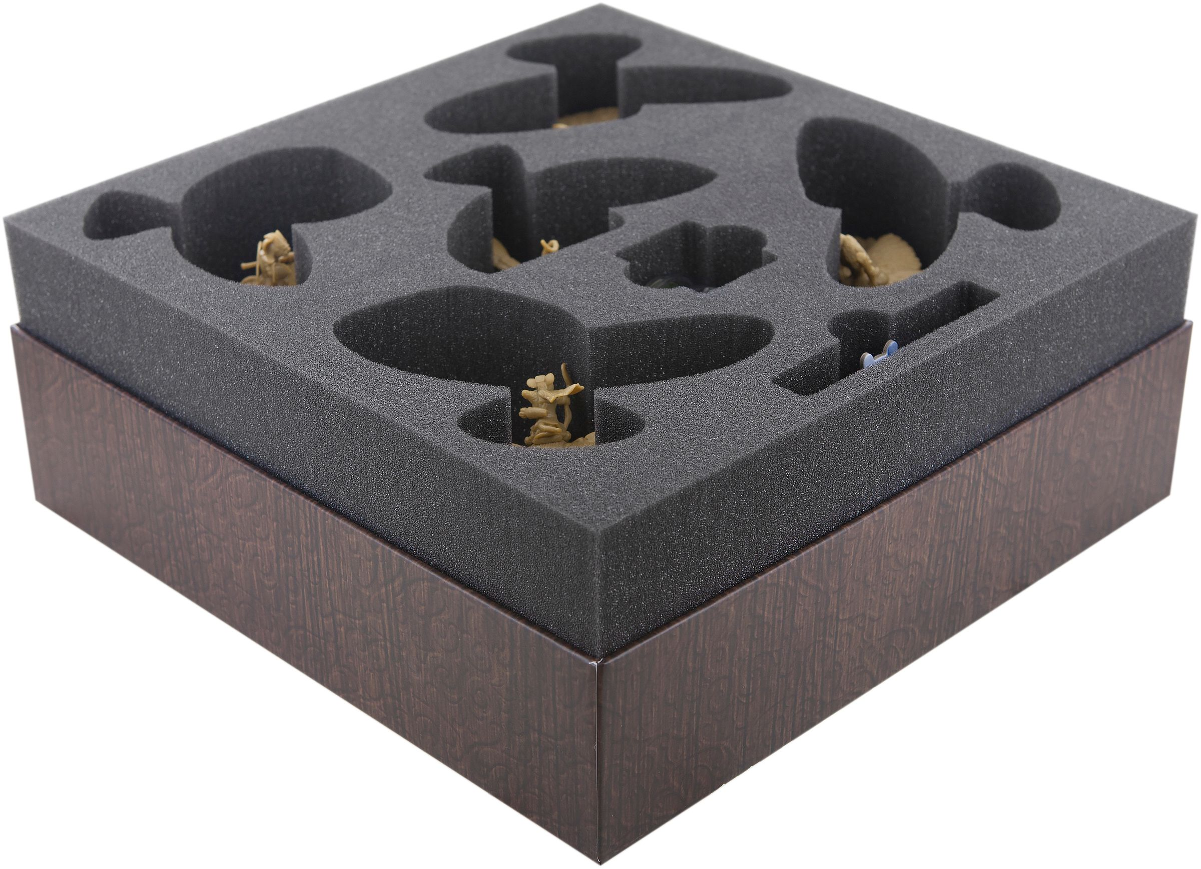 Foam tray value set for Mice and Mystics Tail Feathers