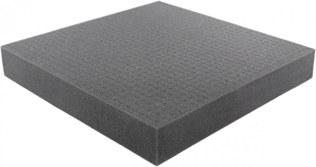 300 mm x 300 mm x 40 mm Pick and Pluck / Pre-Cubed foam tray