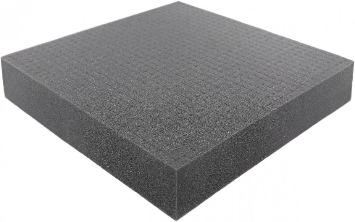 300 mm x 300 mm x 60 mm Pick and Pluck / Pre-Cubed foam tray