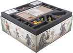 Foam tray set for Zombicide: Green Horde core box