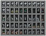 Feldherr Storage Box M for 100 miniatures plus tanks or monster