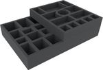 Foam tray value set for Sword & Sorcery board game box