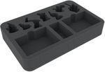 HSMEBB035BO 35 mm foam tray for Warhammer Underworlds: Shadespire – Sepulchral Guard