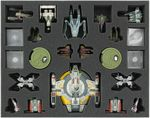 Feldherr Transporter for Star Wars X-WING Wave 1 to Wave 13