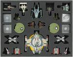 Feldherr Transporter für Star Wars X-WING Wave 1 bis Wave 13