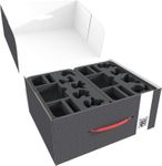 Feldherr Storage Box M for 6 Warhammer Underworlds: Shadespire Warbands