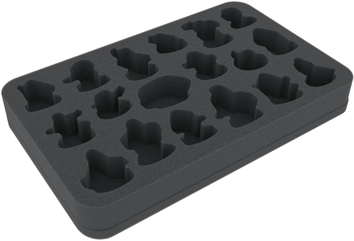 HSMEBL035BO 35 mm foam tray for Gloomhaven