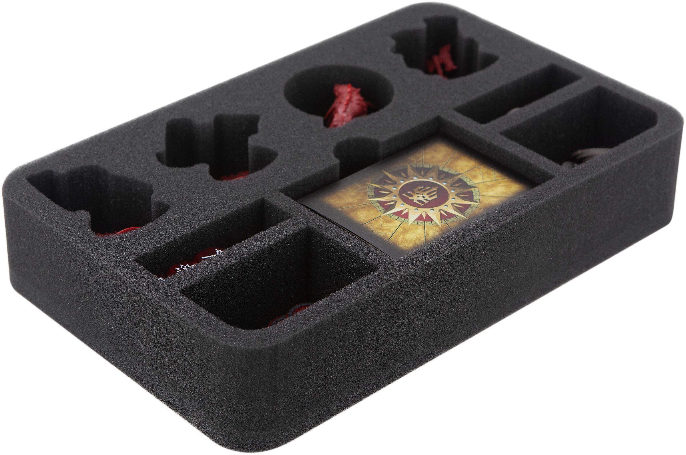 Shadespire Magore's Fiends Foam Tray For Warhammer Underworlds