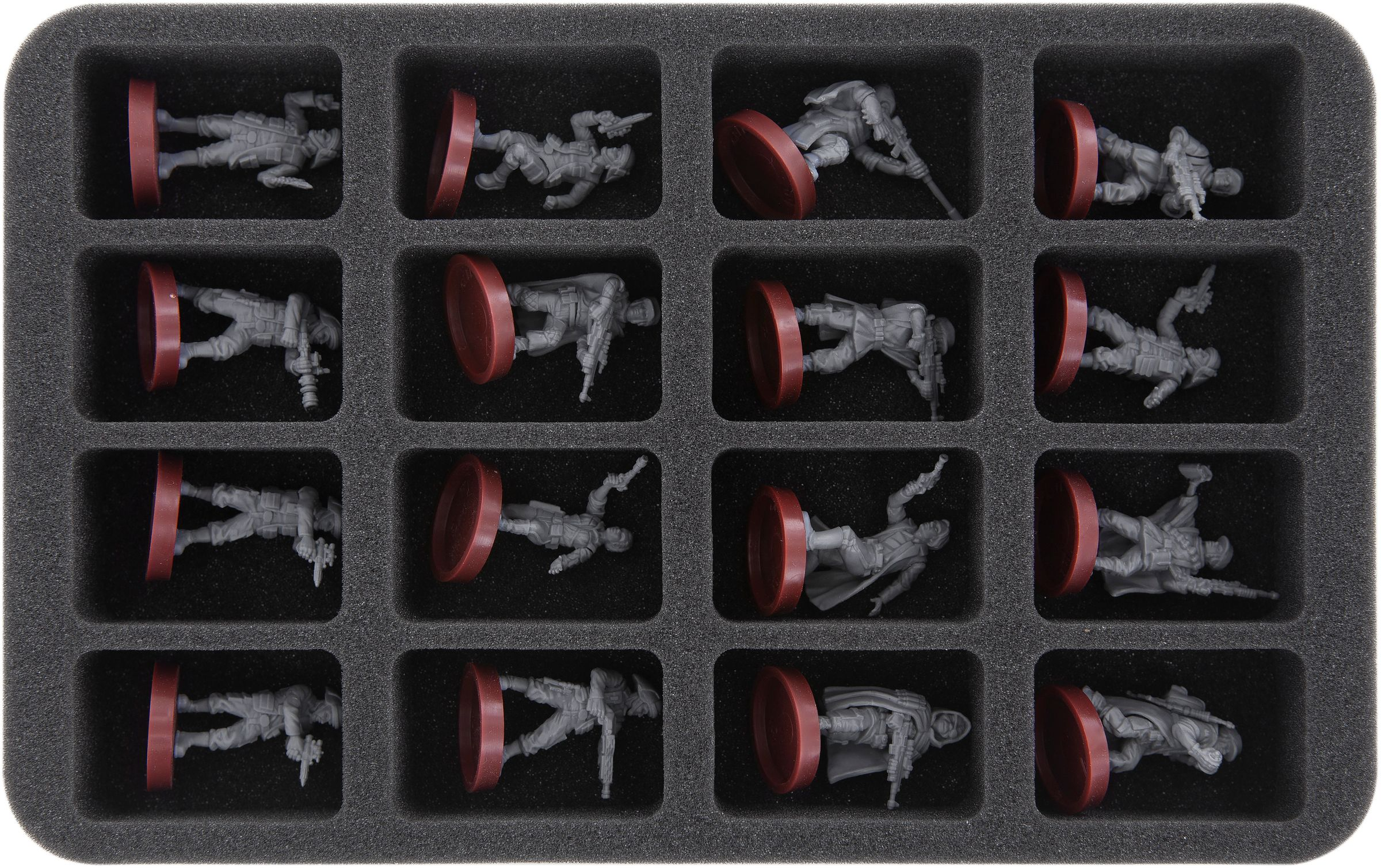 0c499e255e75a HS040LG02 foam tray with 16 slots for Star Wars Legion