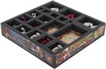 Foam tray set for Descent: Journeys in the Dark 2nd Edition - Mists of Bilehall board game box 001