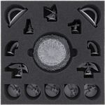 Foam tray set for Mythic Battles: Pantheon Poseidon Box