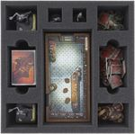 AS050VD07 50 (2 inches) mm foam tray for the Mansions of Madness – Sanctum of Twilight