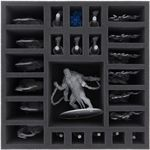Foam tray set for Mythic Battles: Pantheon Extra Content