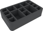 HSMEDO065BO foam tray with 15 compartments 001
