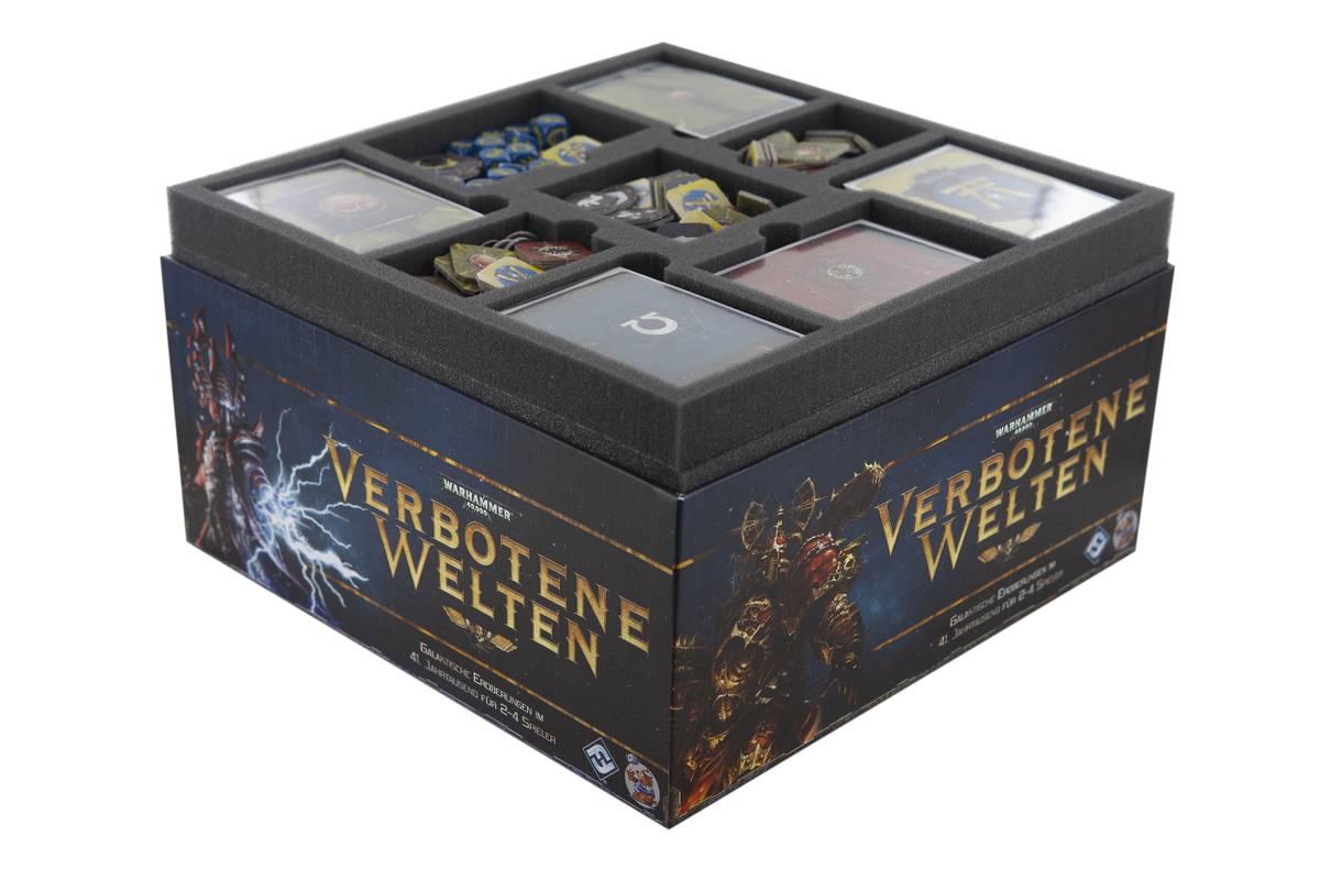Foam Tray Value Set for Warhammer 40000: Forbidden Stars