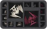 HS060DC08 foam tray for Descent: Journeys in the Dark 2nd Edition - Treaty of Champions