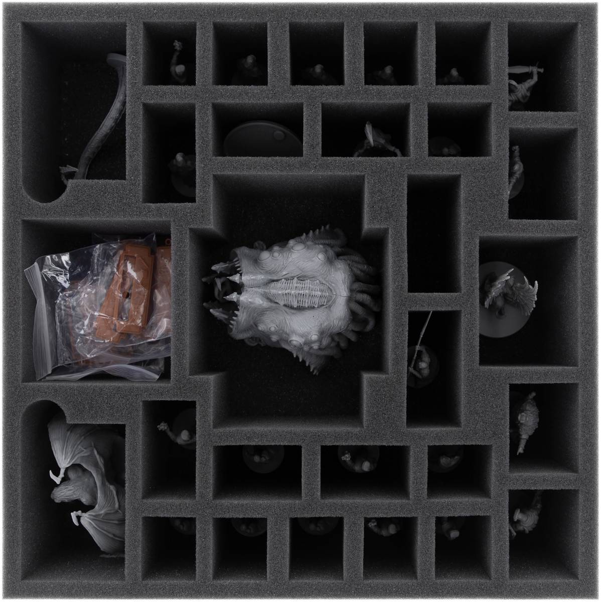 AG075MB01 foam tray for Mythic Battles: Pantheon 4 expansions